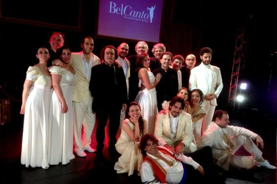 "Belcanto ""The Luciano Pavarotti Heritage"""
